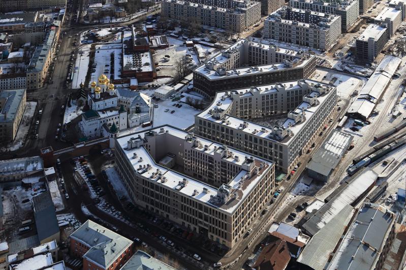 Фото квартир жк царская столица